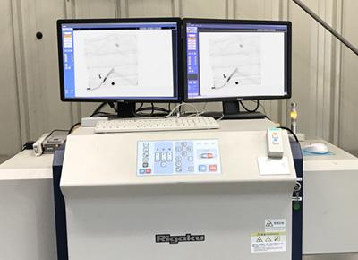 X線異物検査機(RIGAKU RV-5030B)